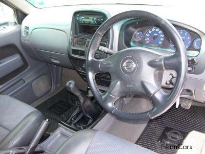 Nissan Hardbody 2400i Double Cab 4x4