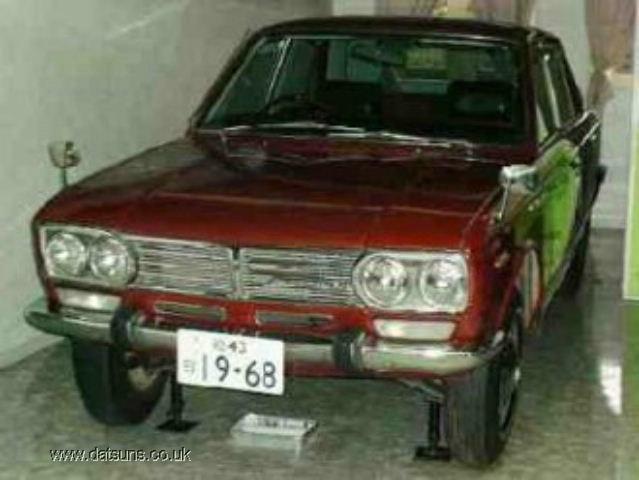 Nissan Laurel 2.0 C30