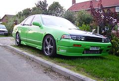 Nissan Laurel 2.0 D c33