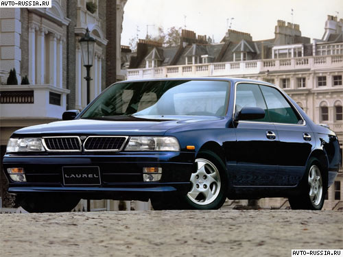Nissan Laurel 2.8 D c34
