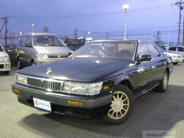 Nissan Laurel 2.5 24V Club S