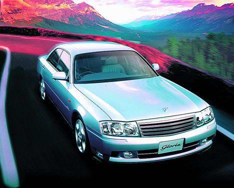 Nissan Laurel 2.5 24V Club S