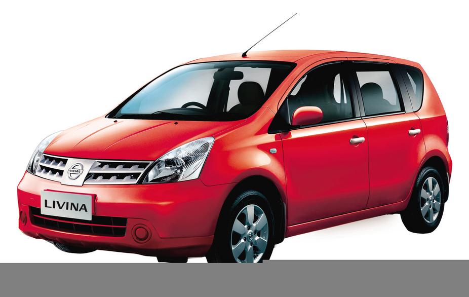 Nissan Livina 1.6 Acenta