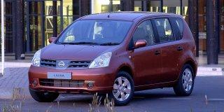 Nissan Livina 1.6 Visia
