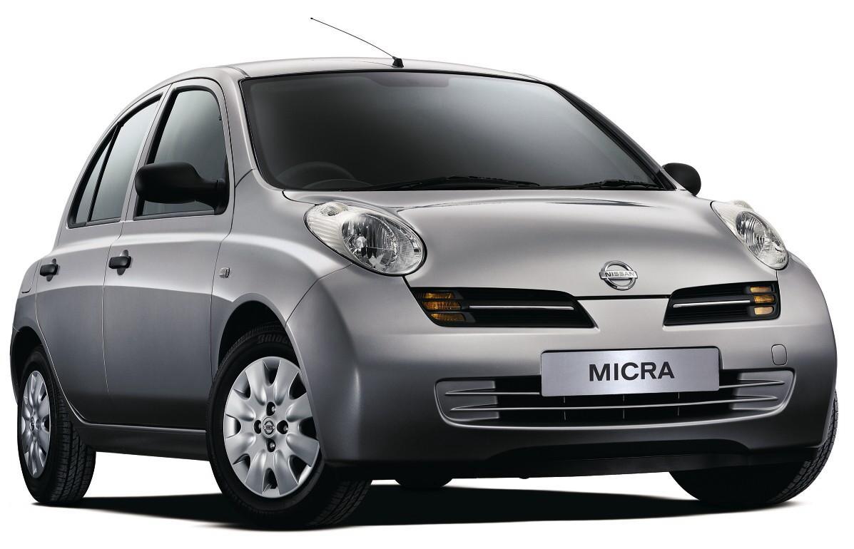 Nissan Micra 1.2 Season