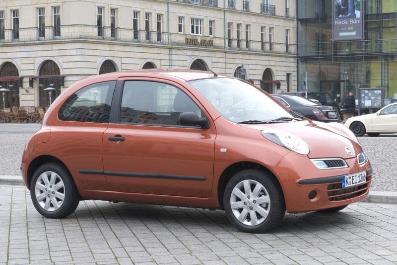 Nissan Micra 1.4 Elegance