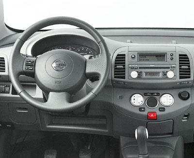 Nissan Micra 1.4 Tekna