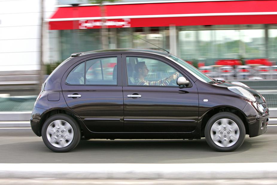 Nissan Micra 1.5 DCi Techna
