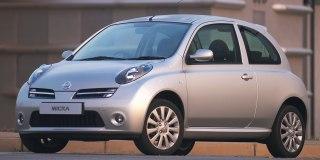 Nissan Micra 1.5 dCi Tekna