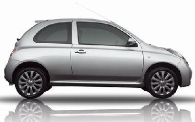 Nissan Micra 1.6 SR