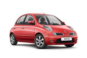 Nissan Micra 1.2 AT Luxury (-RRCD)