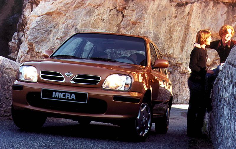 Nissan Micra 1.5 D