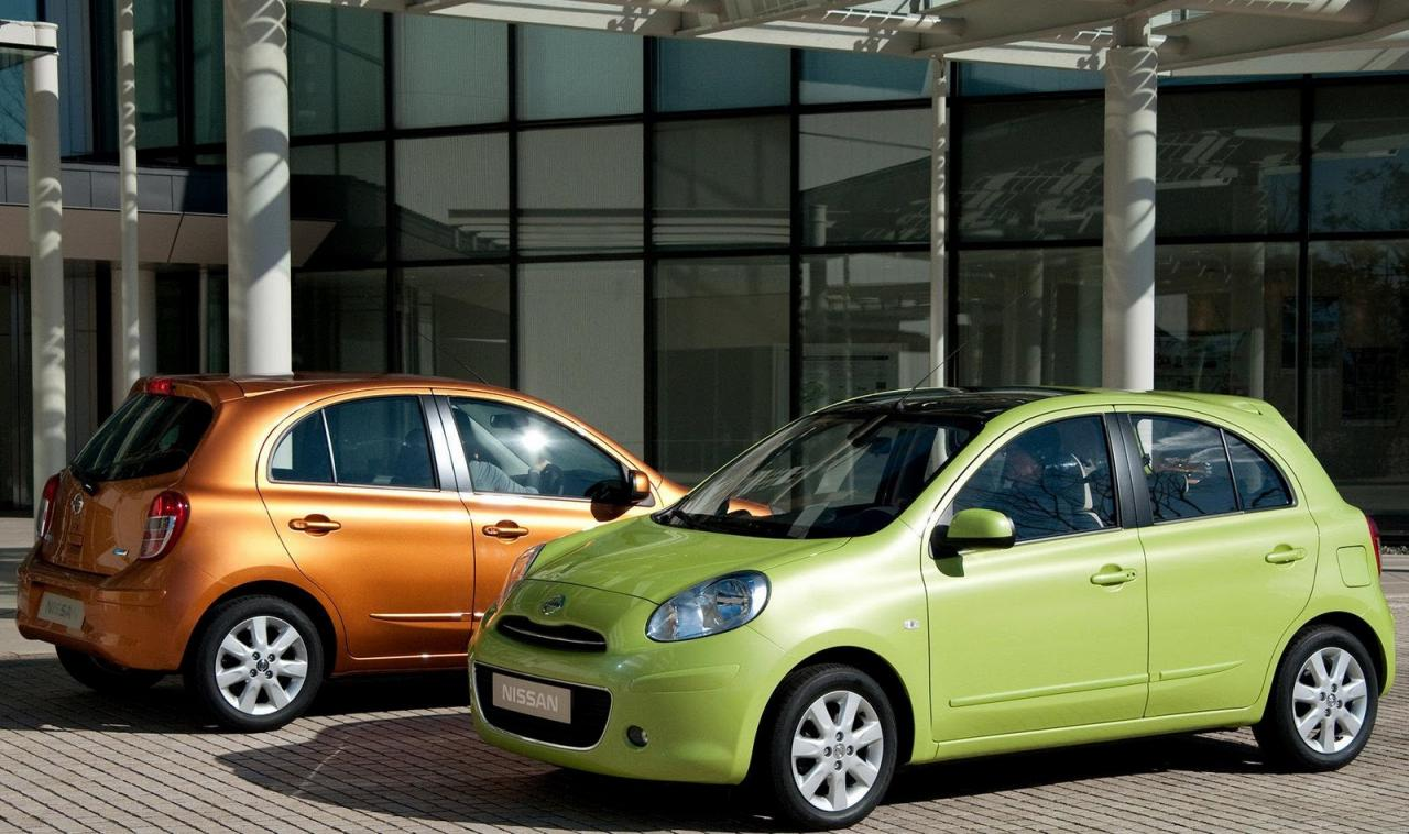 Nissan Micra Acenta 1.4