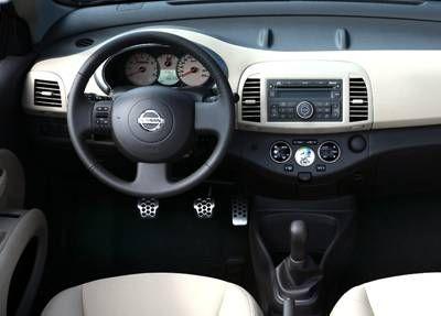 Nissan Micra Visia 1.2