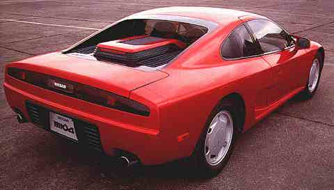 Nissan Mid4 II