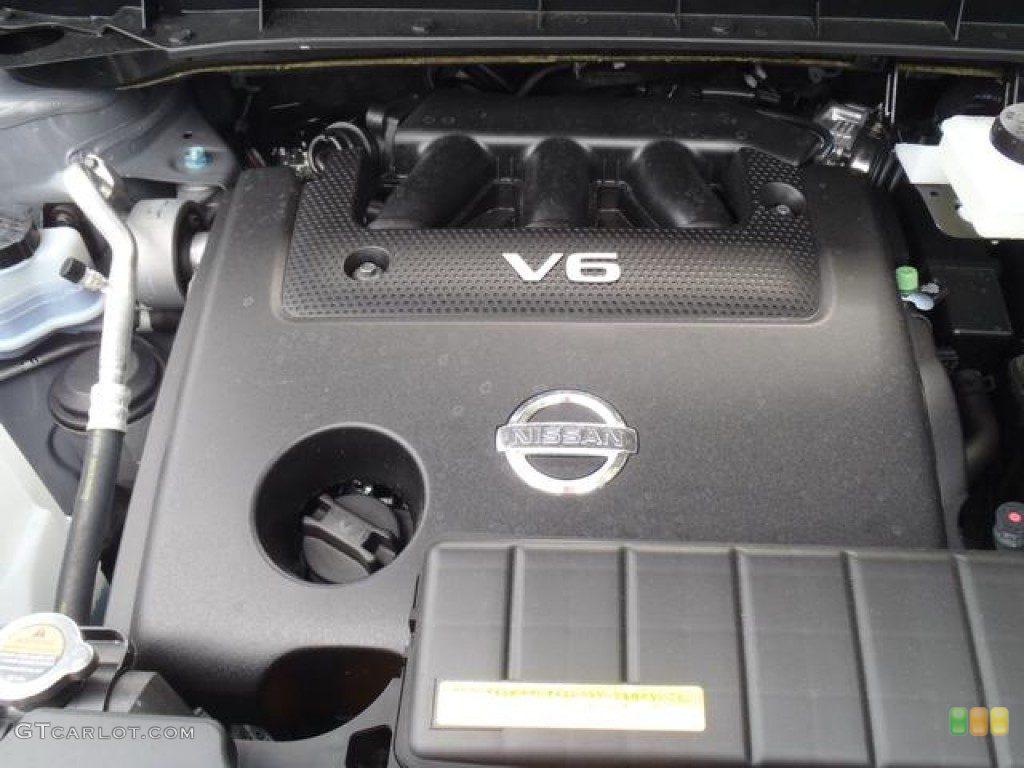 Nissan Murano 3.5 LE