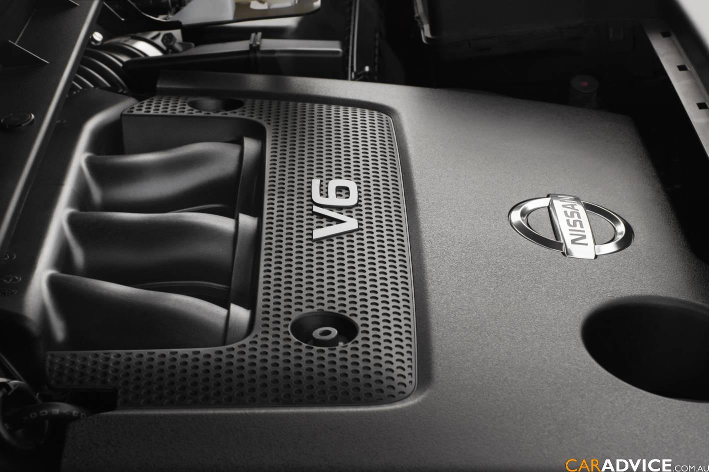 Nissan Murano V6 4x4