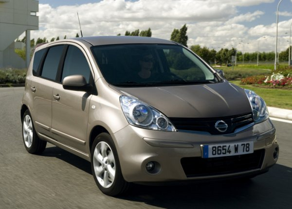Nissan Note 1.4 MT Comfort