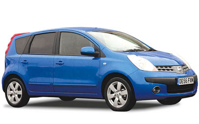 Nissan Note 1.6 AT Comfort