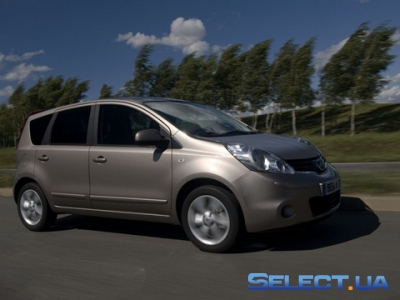 Nissan Note 1.6 MT Luxury (KB-B-)