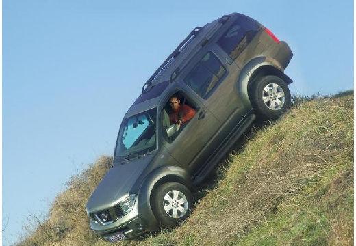 Nissan Pathfinder 2.5 dCi