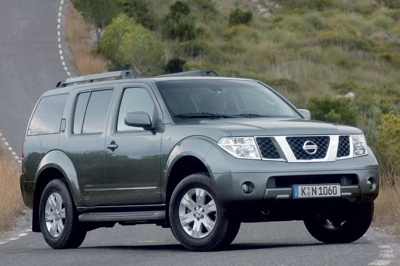 Nissan Pathfinder 2.5 dCi Comfort