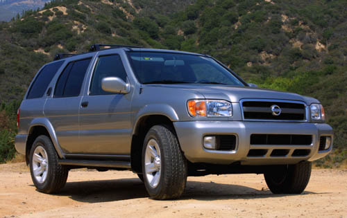 Nissan Pathfinder LE Platinum