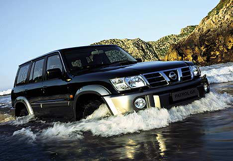 Nissan Patrol 2.8 120hp MT