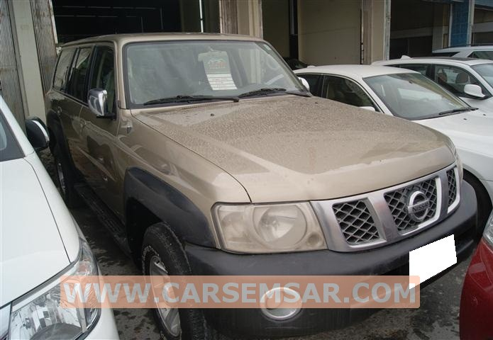 Nissan Patrol 4.8 GL