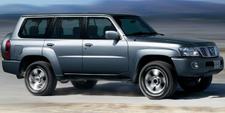 Nissan Patrol 4.8 GRX Tiptronic