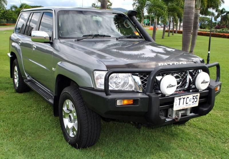 Nissan Patrol 4.8 MT