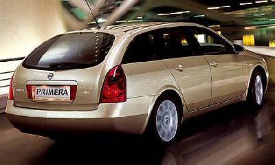 Nissan Primera 1.8 Visia