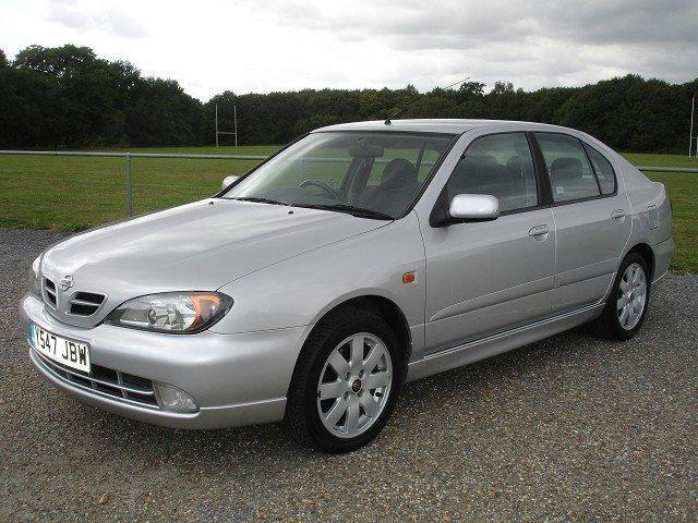 Nissan Primera 1.8 16V