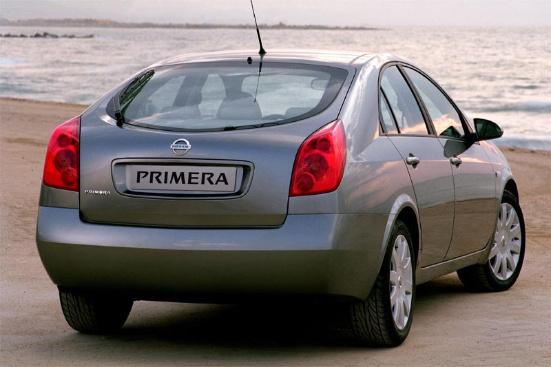 Nissan Primera 2.2 dCi Acenta