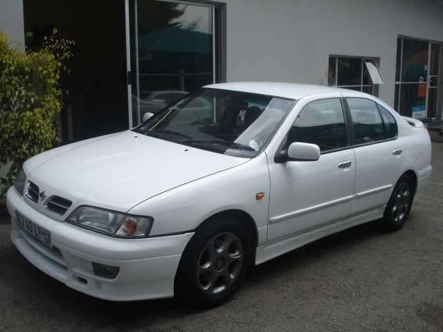 Nissan Primera 200 Si