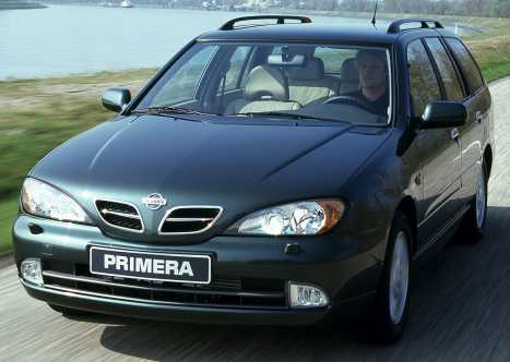 Nissan Primera Break