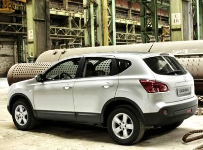 Nissan Qashqai 1.6
