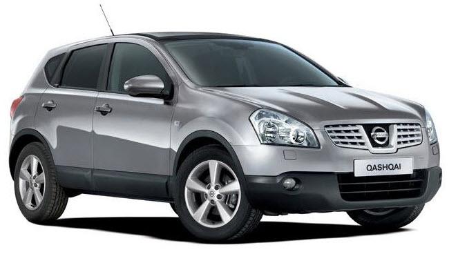 Nissan Qashqai 2.0 2WD MT SE