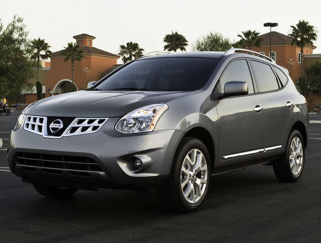Nissan Rogue S Krom Edition