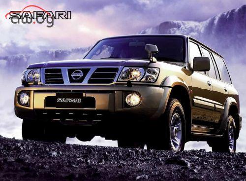 Nissan Safari 2.8 TD (5 dr) AT