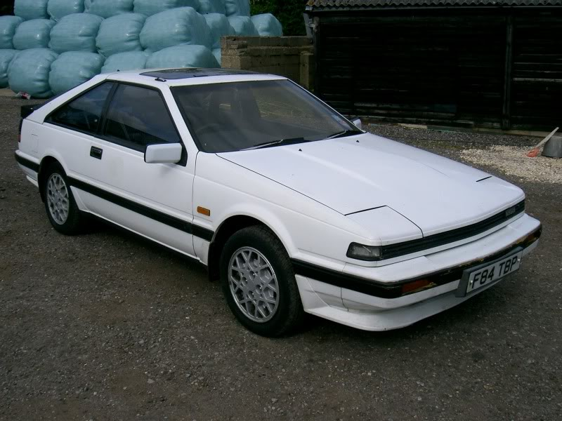 Nissan Silvia 1.8 Turbo