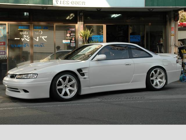 Nissan Silvia 2.0 i 16V Turbo MT