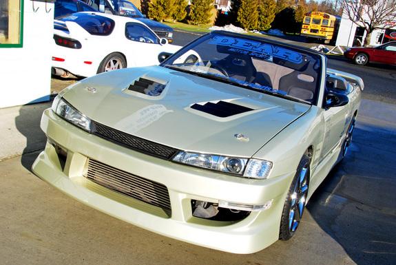 Nissan Silvia Convertible