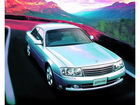 Nissan Skyline 3.0 i V6 24V GT