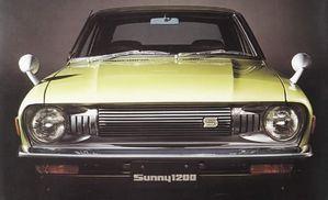 Nissan Sunny 120 Y Break