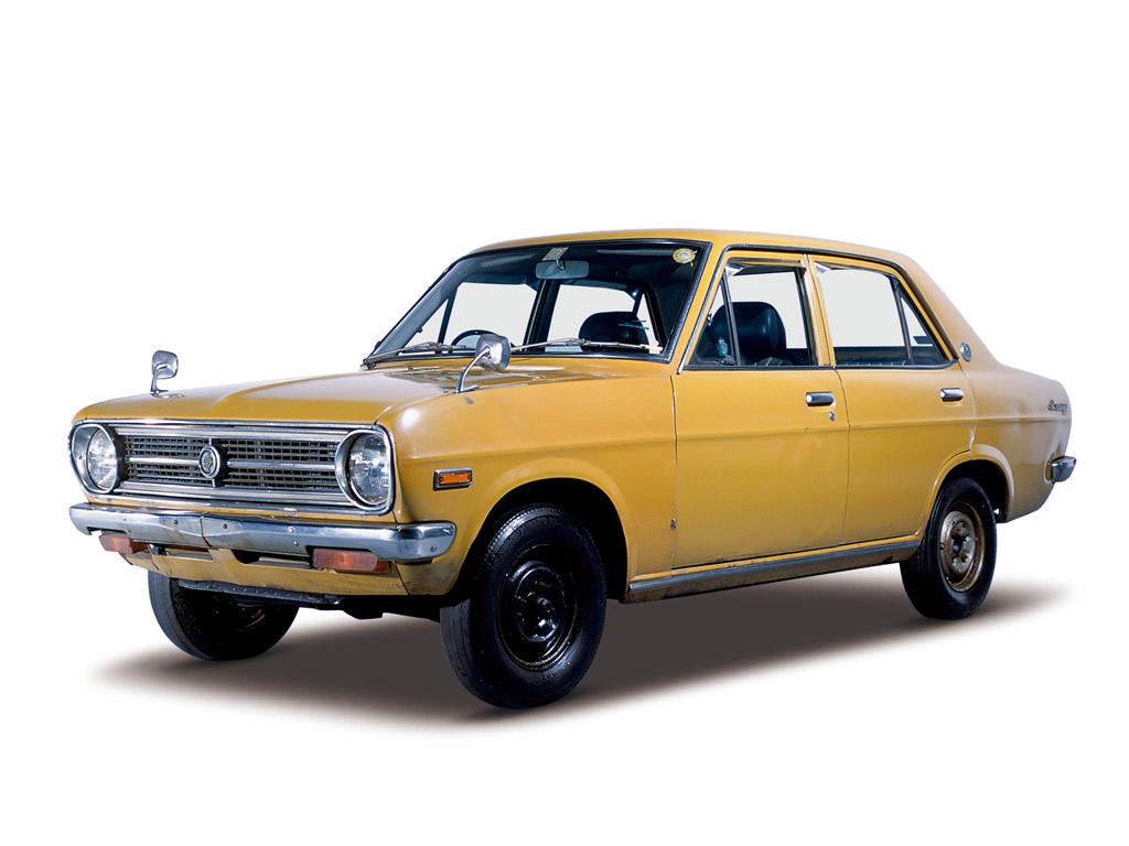 Nissan Sunny 1200