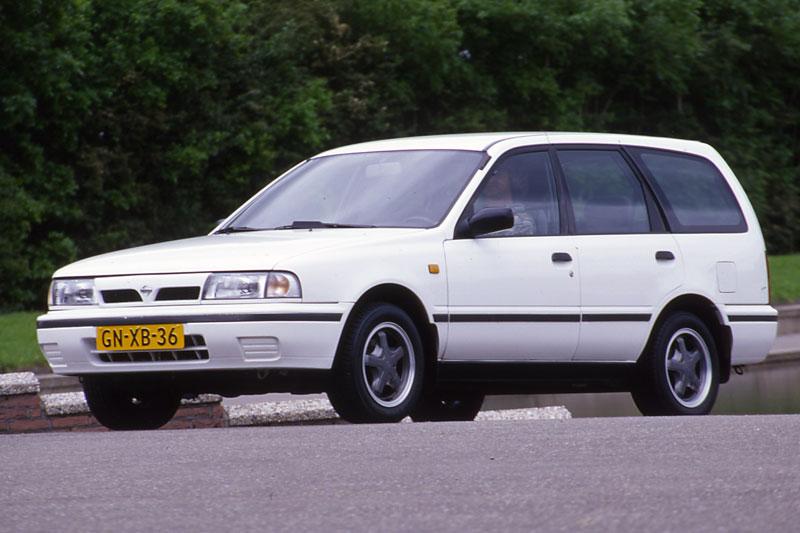 Nissan Sunny 2.0 D