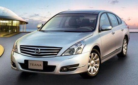 Nissan Teana 2.5 CVT Elegance