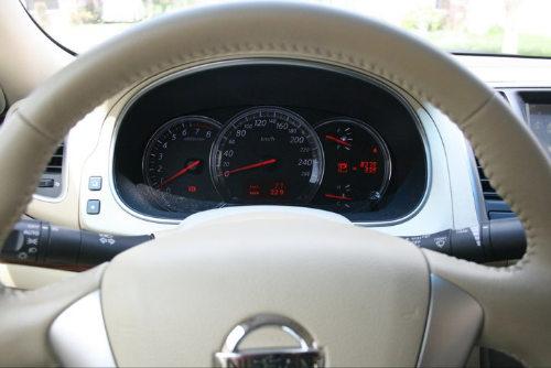 Nissan Teana 2.5 CVT Luxury