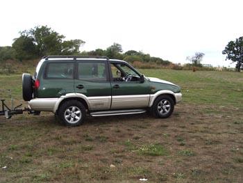 Nissan Terrano 2.7 TDi